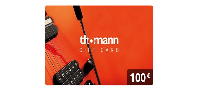 Thomann Gutschein 100
