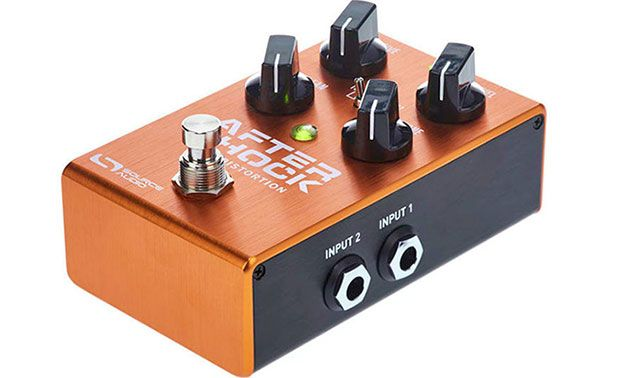 Aftershock Distortion Pedal