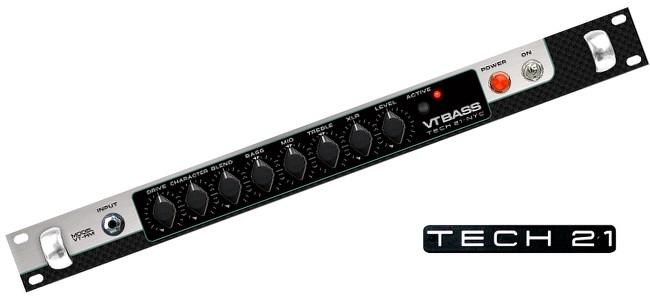 Tech 21 VT Preamp