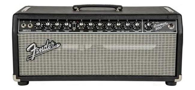 Fender Bassmann 500