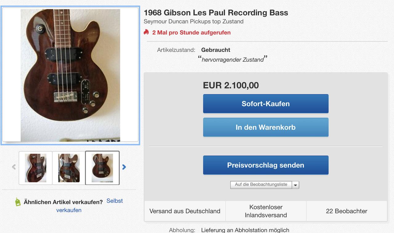 Gibson bass porn | Seite 10 | Bassic.de