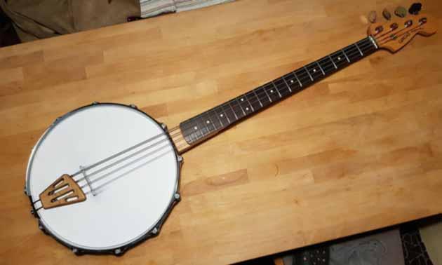 bass-banjo-eigenbau-dokumentation