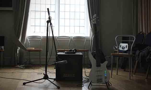 Bass-Recording