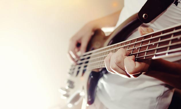 Bass Übungen