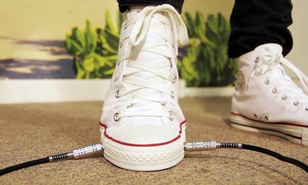 Converse Wah-Wah Chucks