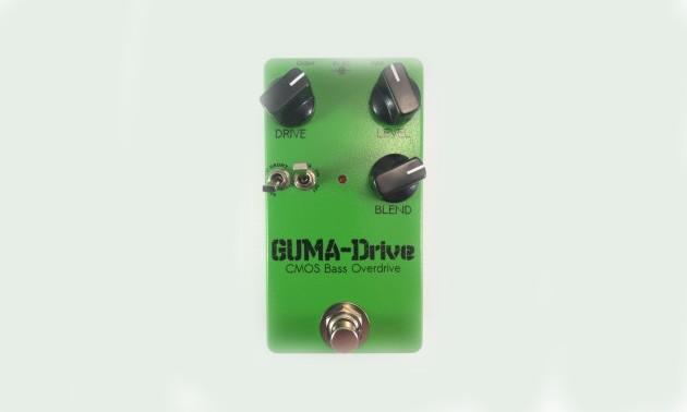 GUMA-Drive Overdrive Pedal