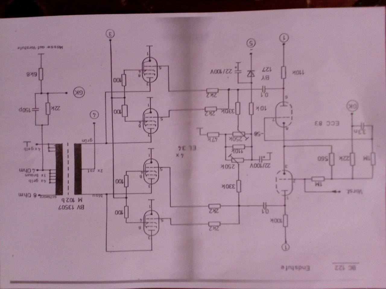 AA Craaft System by Solton BC 122 Bass-Amplifier ...