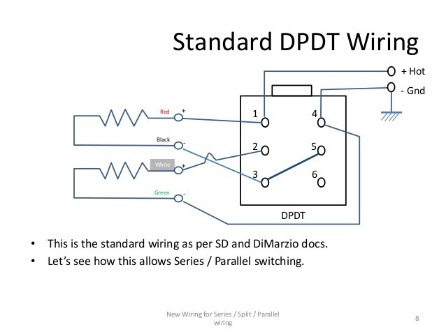 Bartolini Soapbar Seriell/Parallel-Switch Schaltung | Bic.de on