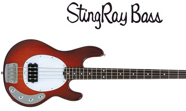 Stingray Music Man