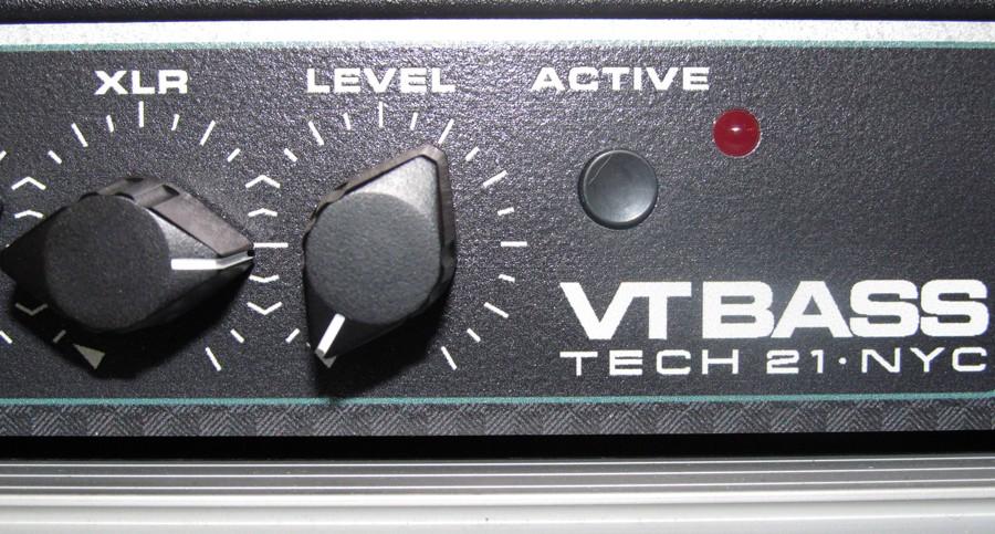 Tech21 VT Bass Level