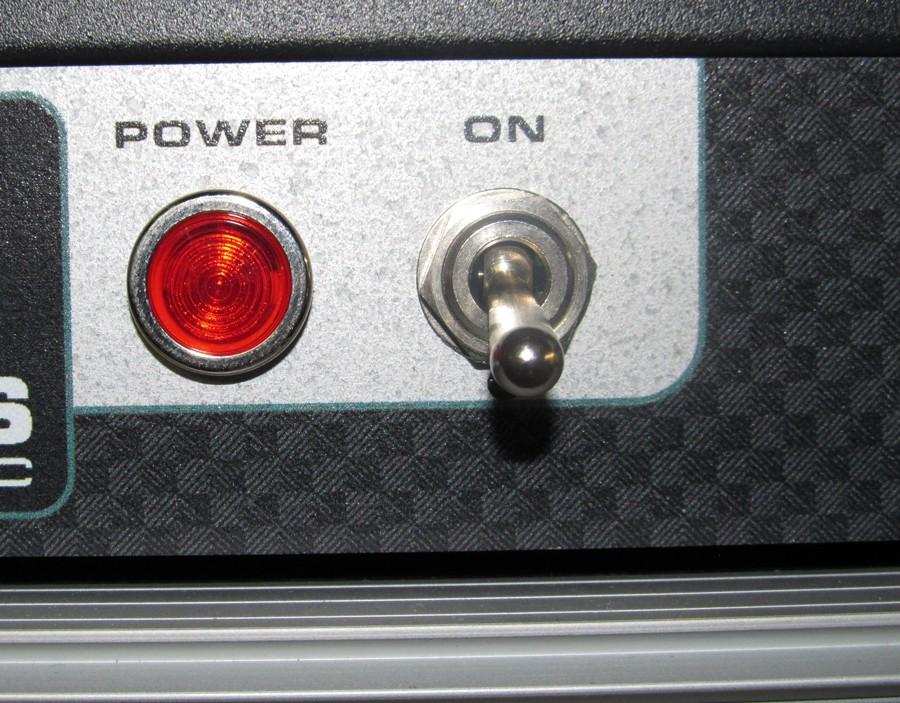 Tech21 VT-Bass Poti Detail