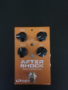 "Source Audio ""After Shock"" Bass Distortion"