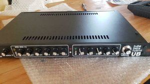 Correct Sound tube beta hybrid UB preamp rack mount (Sunn)