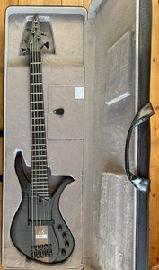 Ibanez Affirma 5 Saiter Transparent Grey