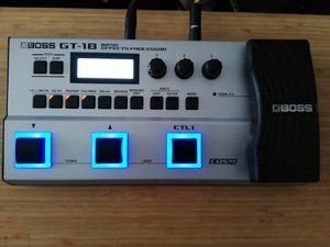 Boss GT-1B Multieffekt