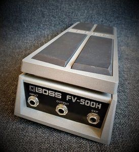 Boss FV-500H - Volume / Expression Pedal