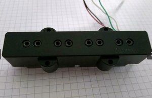 Dimarzio Model J Bridge-Pickup (DP123L)