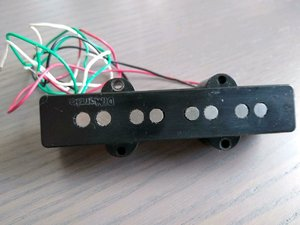 Dimarzio Ultra Jazz Neck Pickup DP147BK