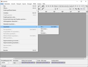 01-Audio-Import aufrufen, um die WAV-Datei mit dem Brown Noise zu importieren.png
