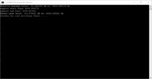 04 Referenzergebnis für Testdatei test-spectrum.txt, ermittelte Peakfrequenz 4844.238281 Hz.png