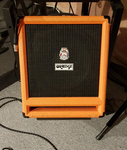 Verkaufe Bass Box Orange SP212