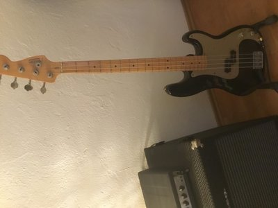 Fender Roger Waters Bass