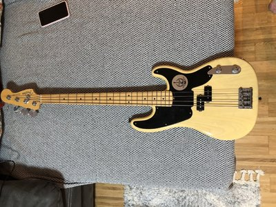 2011 Fender 60th anniversary Precision