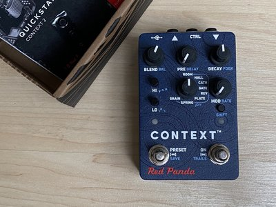 Red Panda Context 2 Multi Reverb / Delay