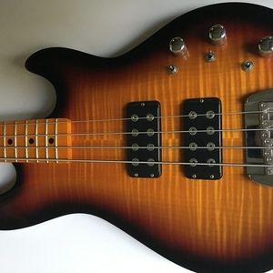 G&L L2000 Tribute carved top
