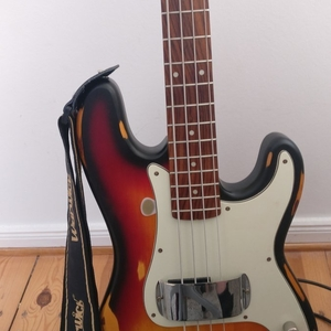 Vintage Icon v4 Precision Bass