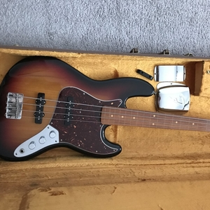 Fender Jaco Pastorius Jazz Bass Fretless 2008 - trade possible!!!