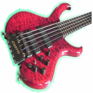 suche slapper 5 string estra long scale