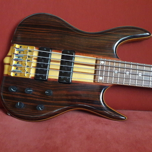 Ken Smith BT 5 Bass, Ebony Top, 1995, only 4,4kg